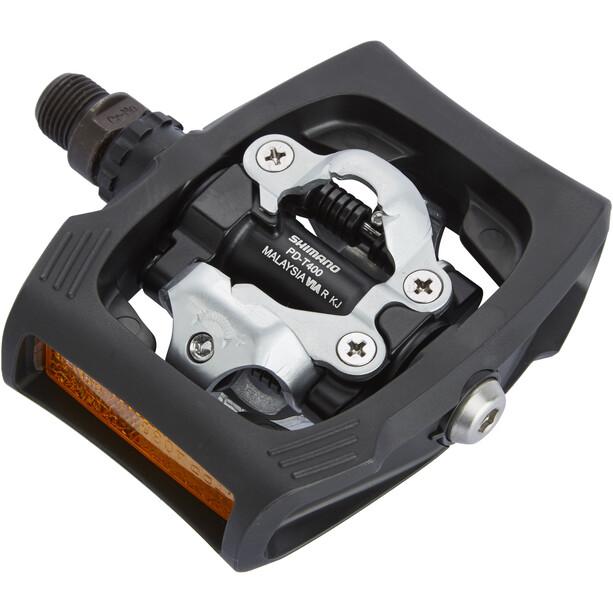 Shimano PD-T400 Pedale Click'R schwarz