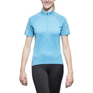 Endura Xtract Kortærmet cykeltrøje Damer, blå blå