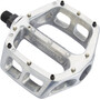 DMR V8 Pedals polished silver