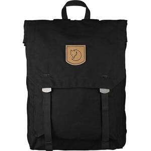 Fjällräven No.1 Foldsack Rucksack schwarz schwarz