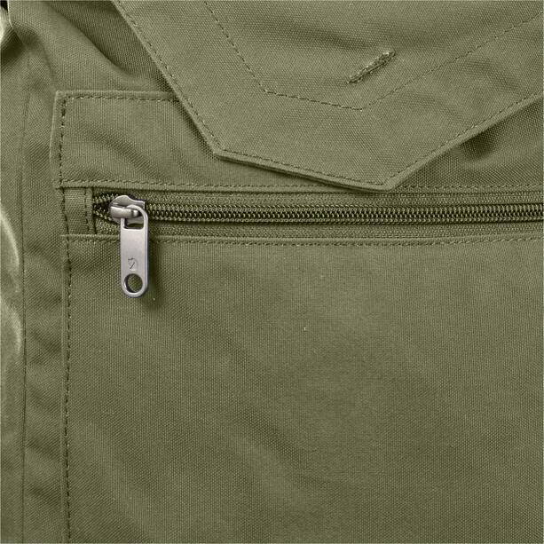 Fjällräven No.1 Foldsack Rucksack green