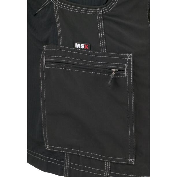 Mainstream MSX Back-Country Icon Fahrradhose Herren schwarz