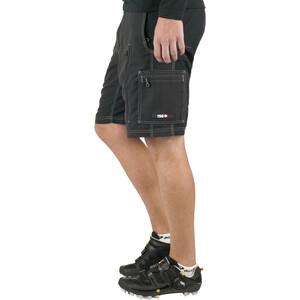 Red Cycling Products Pro BackCountry Short Fahrradhose Herren schwarz schwarz