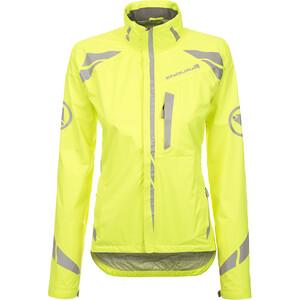 Endura Luminite II Jacke Damen neon gelb neon gelb