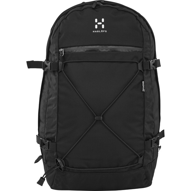 """Haglöfs Backup 17"""" Daypack 28l true black"""