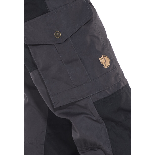 Fjällräven Barents Pro Hose Damen dark grey/black