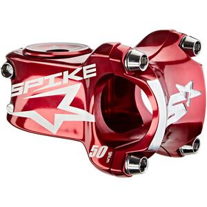 Spank Spike Race Vorbau Ø31,8mm rot rot