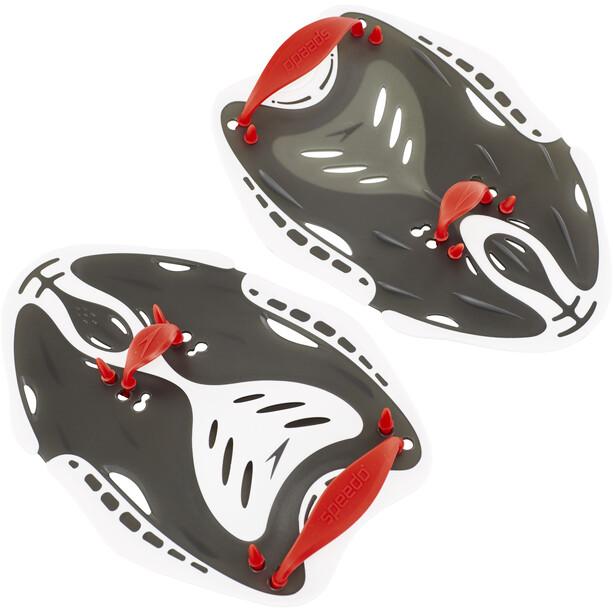 speedo Biofuse Power Paddel red/grey