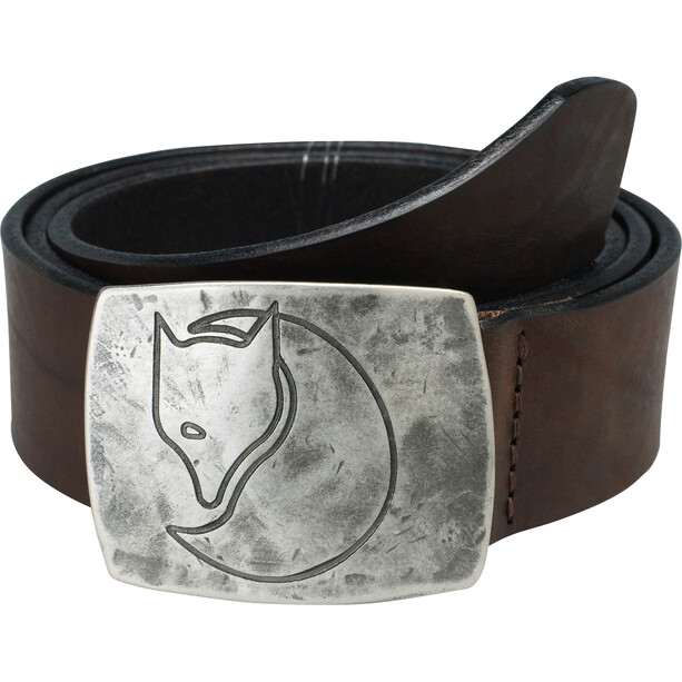 Fjällräven Murena Silver Gürtel leather brown