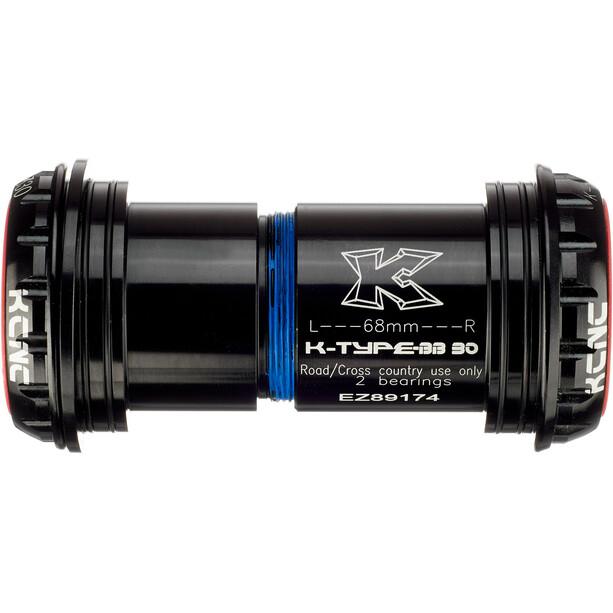 KCNC BB30 Adapter Road Tretlager schwarz