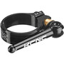 KCNC SC10 MTB QR Sattelklemme Ø 34,9mm black