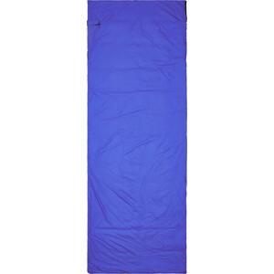 Cocoon Tropic Traveler Schlafsack Silk Long blau blau