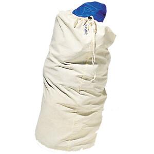 Cocoon Schlafsack Packsack Baumwolle weiß weiß