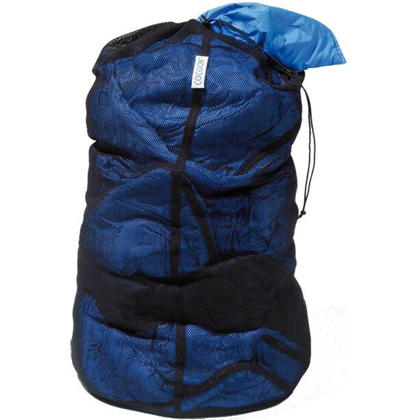 Cocoon Schlafsack Packsack Mesh black