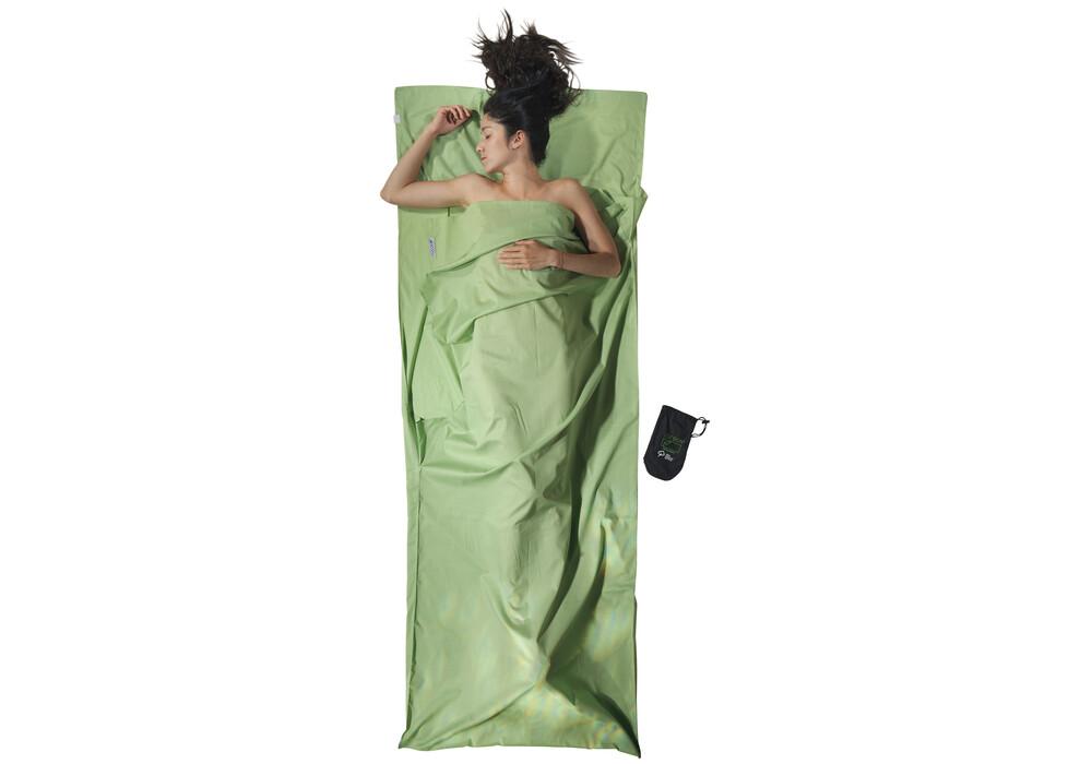 cocoon drap sac de couchage coton bio vert boutique. Black Bedroom Furniture Sets. Home Design Ideas