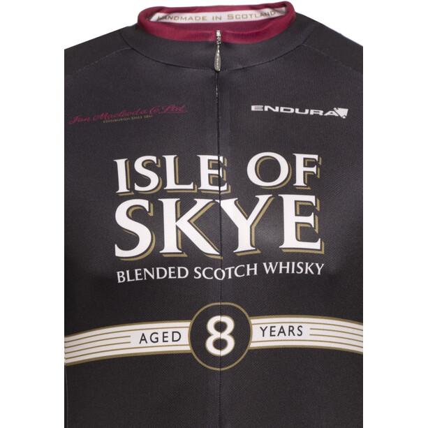 Endura Isle of Skye Whisky Kortärmad cykeltröja Herr black