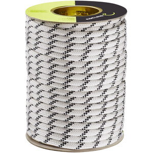 Edelrid Performance Static Rope 10,0mm x 50m, snow snow