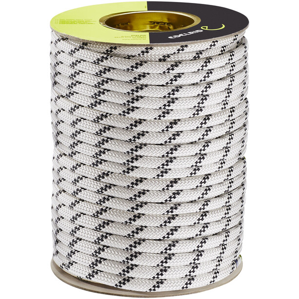 Edelrid Performance Static Rope 10,0mm x 50m, snow