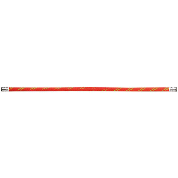 Edelrid Static Float Kletterseil 11,0mm x 50m orange/gelb