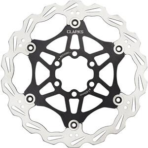 Clarks Lightweight Disc-Rotor 6-hål black black