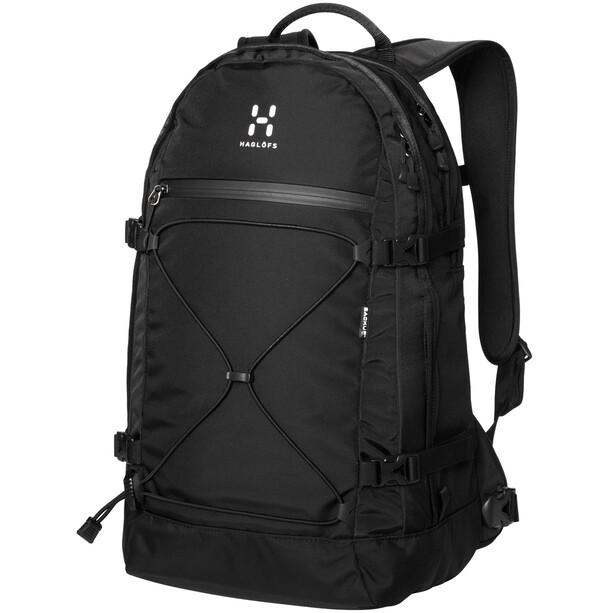 """Haglöfs Backup 17"""" Daypack 28l, true black"""