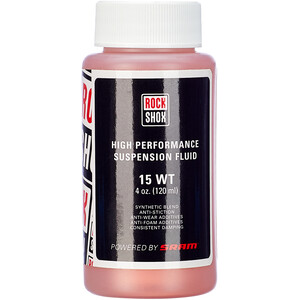 RockShox 15wt Suspension Oil 120ml