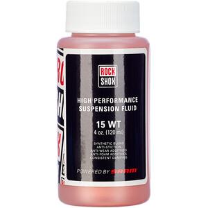 RockShox 15wt Suspension Oil 120 ml