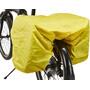 Red Cycling Products Regnslag til Cykeltaske dobbelt, gul