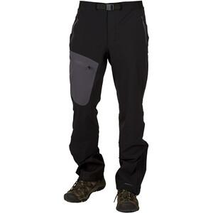 VAUDE Badile II Pantalones Hombre, negro negro
