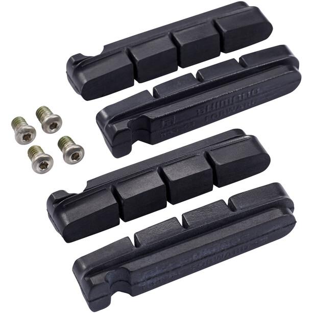 Shimano R55C3 Bremsebelægninger, sort