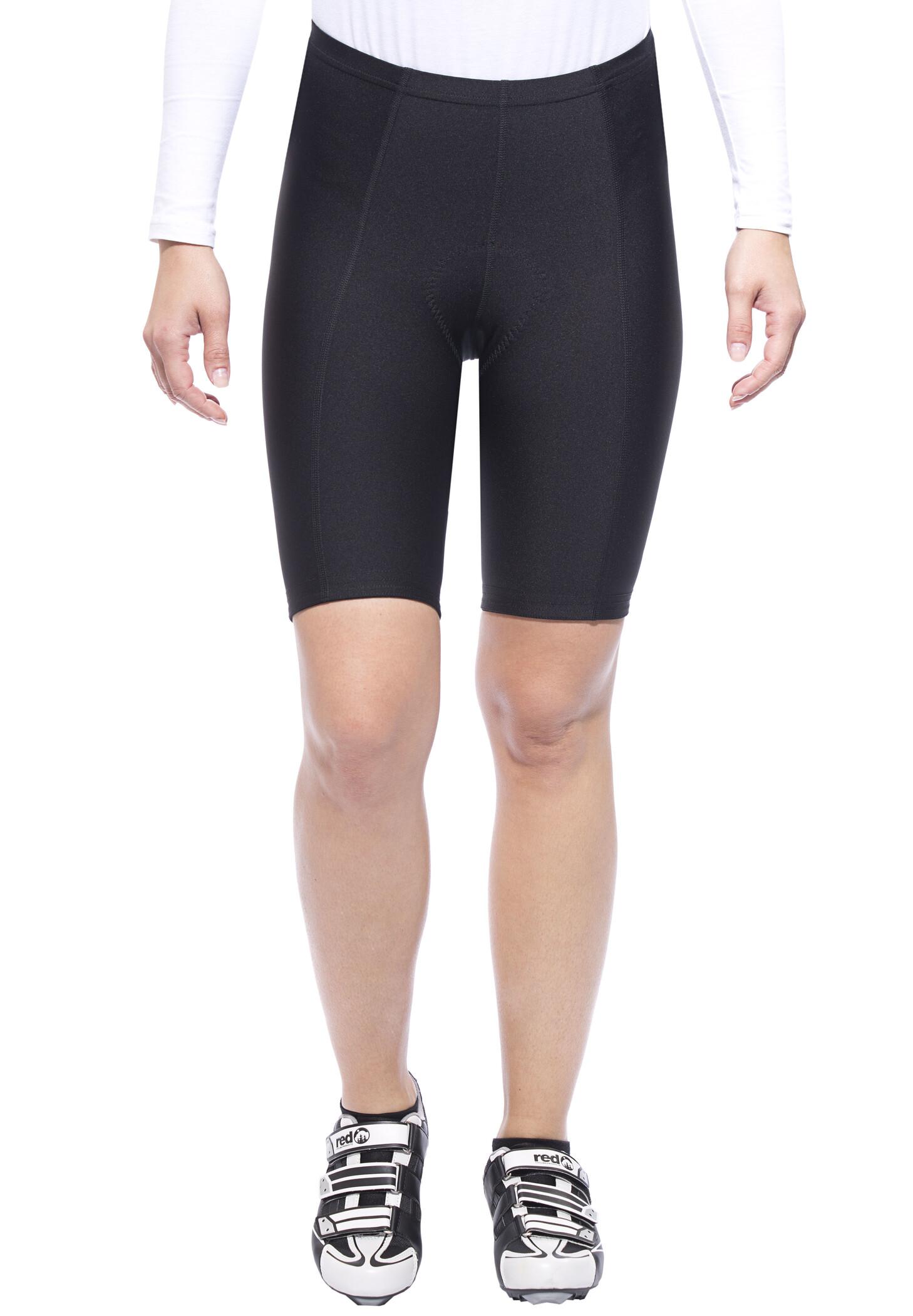 Damen Löffler Tour Radsport Shorts Kurze Hose Radhose Sport Hose Sportbekleidung