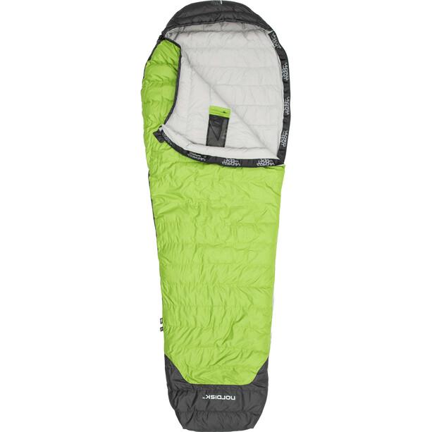 Nordisk Celsius -10° Schlafsack L peridot green/black
