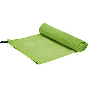 Nordisk 109027 Toalla L Microfibra, verde verde