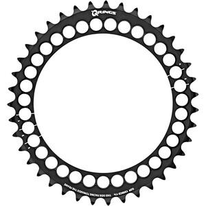 Rotor Q-Ring Road Kettenblatt 130mm 5-Arm innen schwarz schwarz