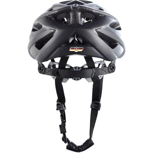 Alpina D-Alto L.E. Helm schwarz