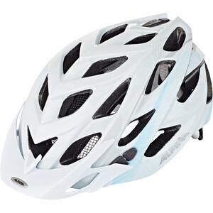Alpina D-Alto Helm white-blue-silver white-blue-silver