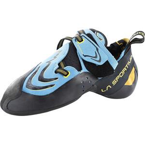 La Sportiva Futura Chaussons d'escalade, bleu/noir bleu/noir