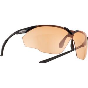 Alpina Splinter Shield VL Gafas, negro negro