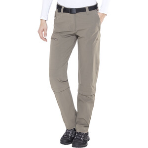 Maier Sports Arolla Zip-Off Hose Damen teak teak