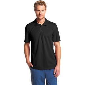 Maier Sports Ulrich Poloshirt Herren black black