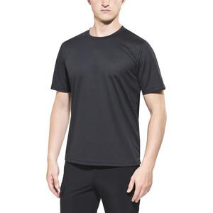 Maier Sports Walter Kurzarmshirt Herren black black