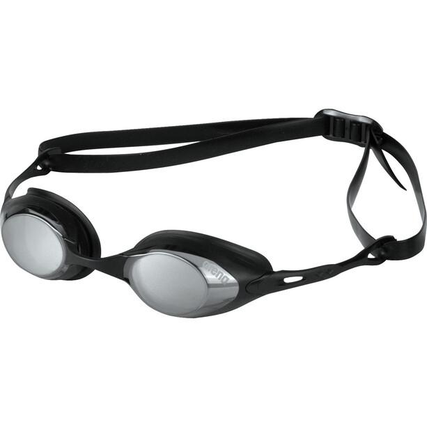 arena Cobra Mirror Brille smoke-silver-black