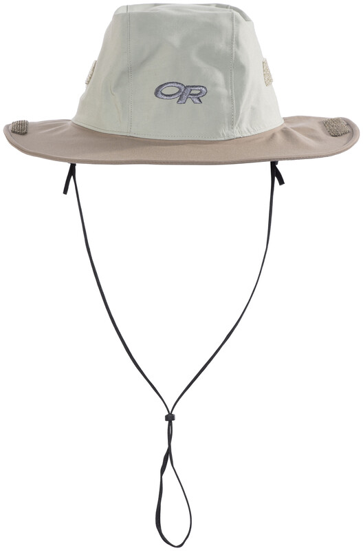 Outdoor Research Seattle Sombrero khaki/java Hüte 243505-0807-S