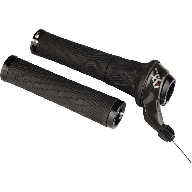 SRAM XX1 Grip Shift Schalthebel 11-fach hinten/rechts schwarz