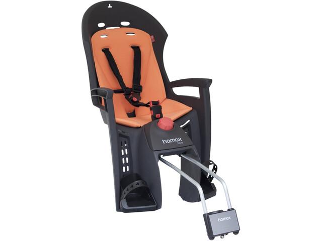 hamax siesta kindersitz schwarz orange online bei. Black Bedroom Furniture Sets. Home Design Ideas