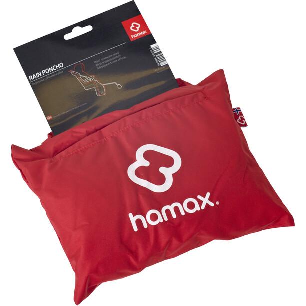 Hamax Regenponcho rot