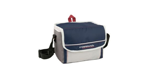 campingaz fold 39 n cool sac isotherme 5 l bleu blanc sur. Black Bedroom Furniture Sets. Home Design Ideas