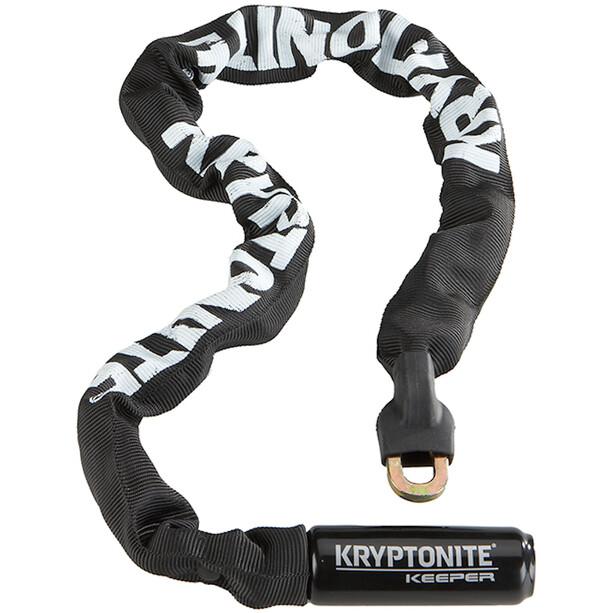 Kryptonite Keeper 785 Integrated Chain Kjedesperre Svart