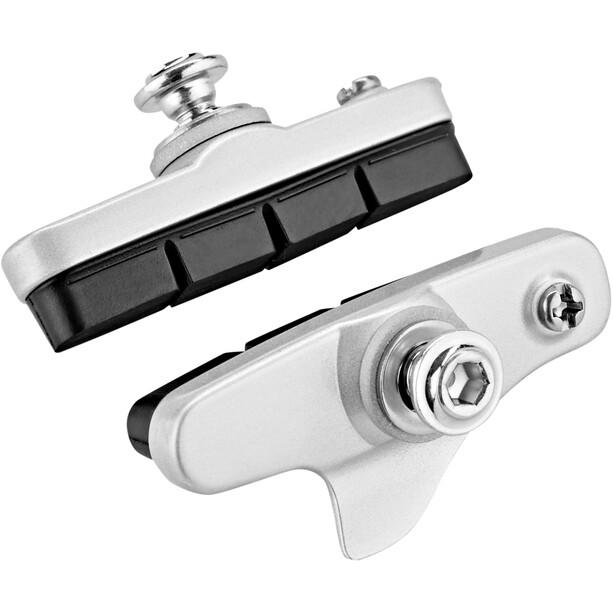Shimano R55C3 Cartridge Patins de frein pour BR-R561, silver