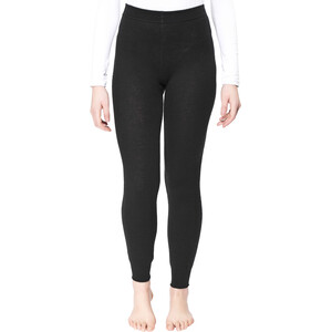 Woolpower 200 Lange Unterhose Damen black black